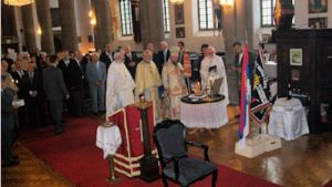 Prayers for the Royal House of Karageorgević