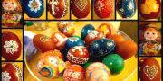 Dazzling Gallery of Easter Eggs from around Britain