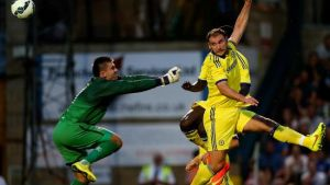 Could Branislav Ivanovic's days at Chelsea be numbered?