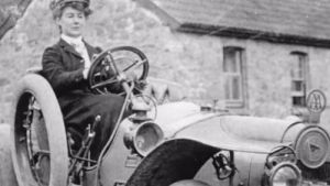The female fighter in World War One