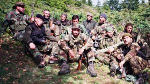 New paramilitary structure formed in Kosovo