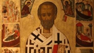 Today is St. Nicholas