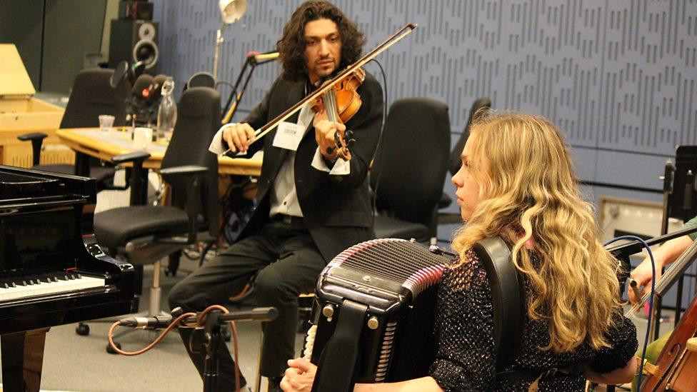 BBC Radio 3 plays the beautiful music of Faith and Branko « Britić